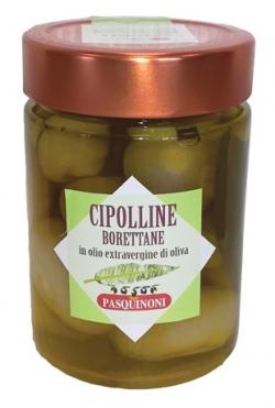 CIPOLLINE BORETTANE IN EXTRAVERGINE - Boccondoro