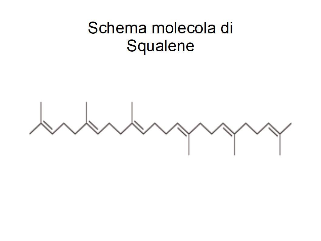 Lo Squalene: una molecola chemio-preventiva dell'Extravergine di Oliva