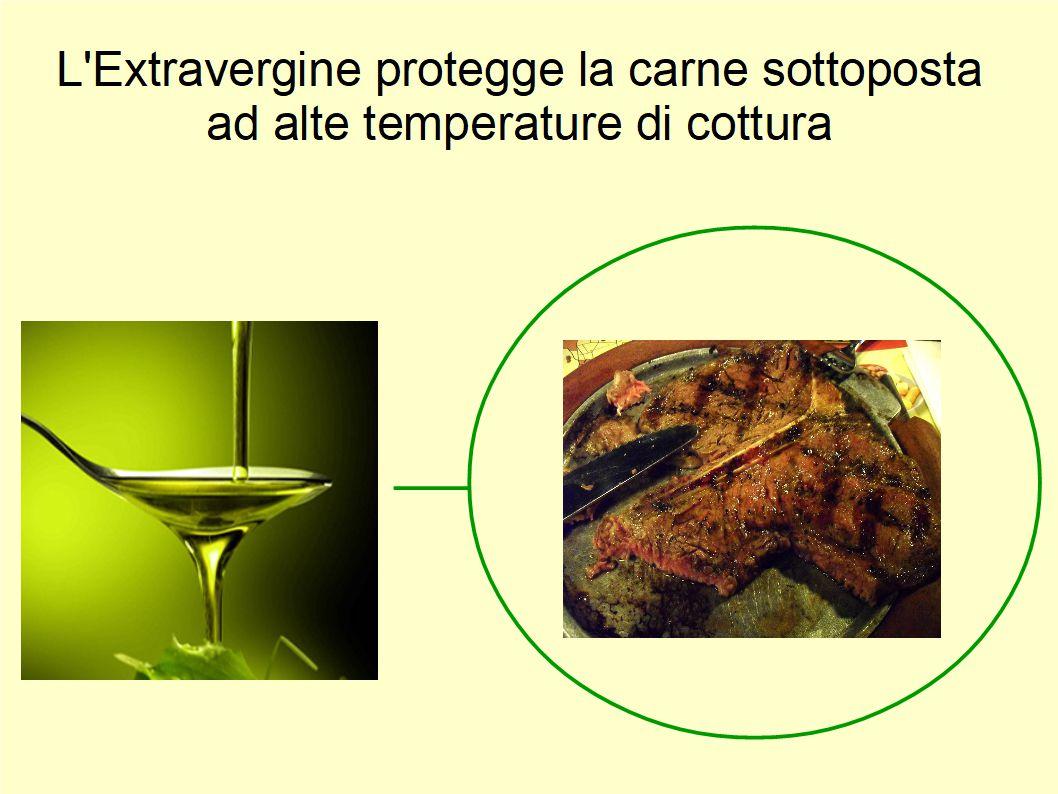 L'Extravergine per la cottura della carne previene la formazione di sostanze tossiche